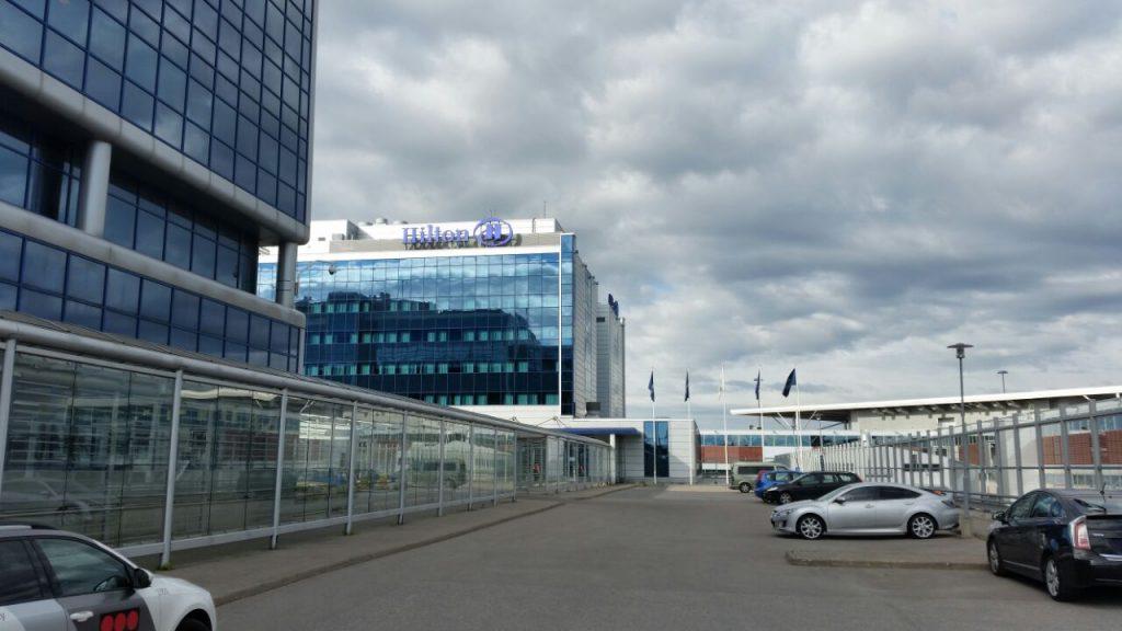 Hilton am Flughafen Helsinki - Vantaa