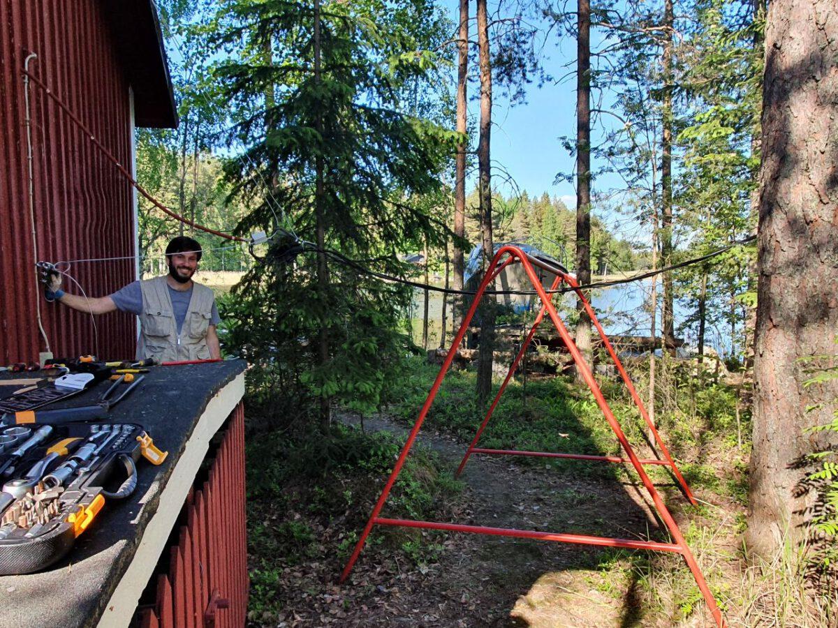 Baumfaellen muuttosaaret finland huebner photography