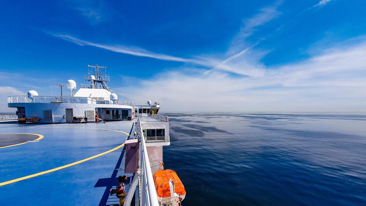 Finnlines muuttosaaret finland huebner photography