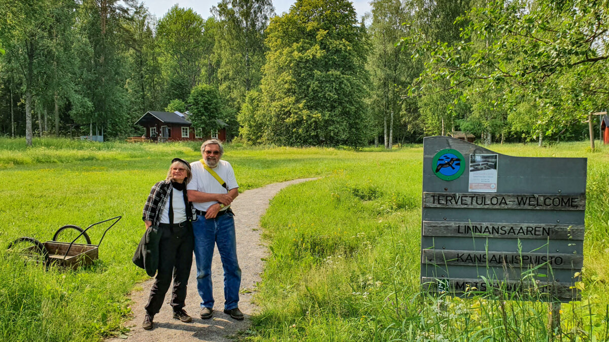 Linnansaaren Savo Finland Panorama huebner photography