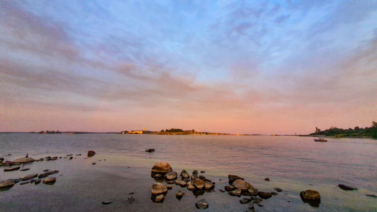 Midnight Midsummer Helsinki Finland huebner photography