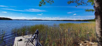 Summertime Lomasaari muuttosaaret finland huebner photography