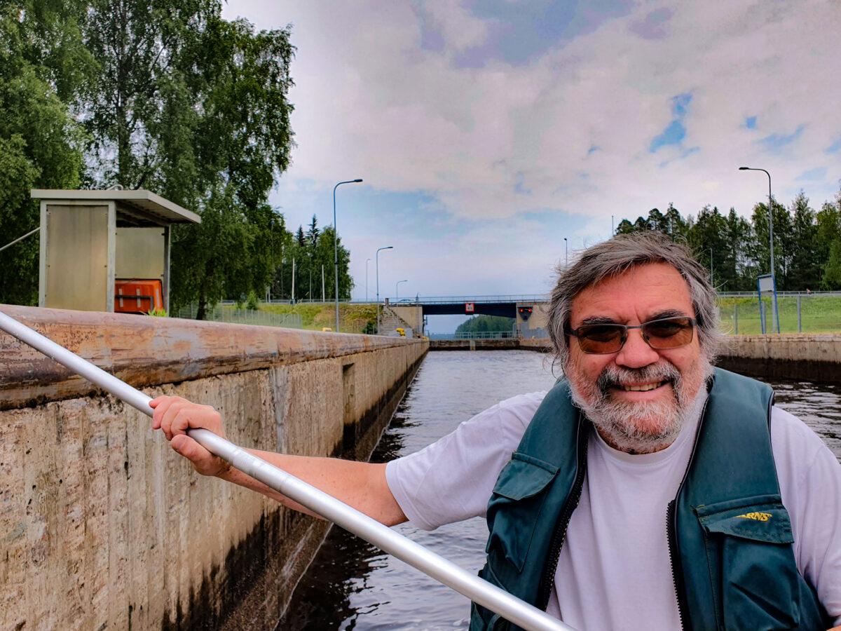 Varkaus Savo Finland Panorama huebner photography