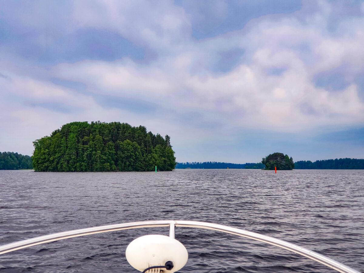 Vuonsälke Savo Finland Panorama huebner photography